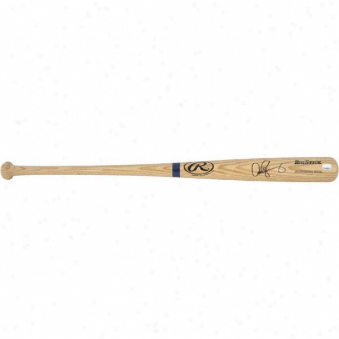 Alex Rodriguez Autographed Brick~  Details: Blonde Big Stick Bat
