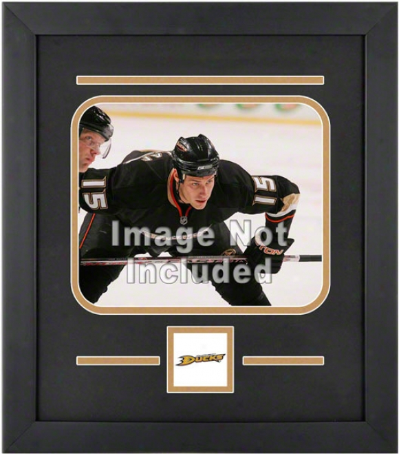 Anaheim Ducks 8x10 Horizontal Setup Frame With Team Logo