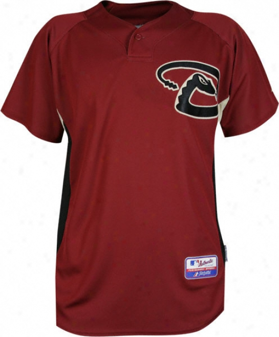 Arizona Diamondbacks Authentic Cool Base Bp Jersey