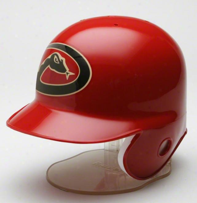 Arizona Diamondbaccks Riddell Mini Helmet