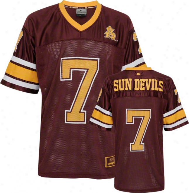 Arizona State Sun Devils Stadium Football Jersey