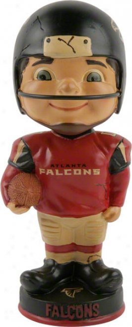 Atlanta Falcons Retro Bobblehead
