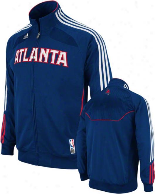 Atlanta Hawks Adidas On-court Sunny Up Jacket
