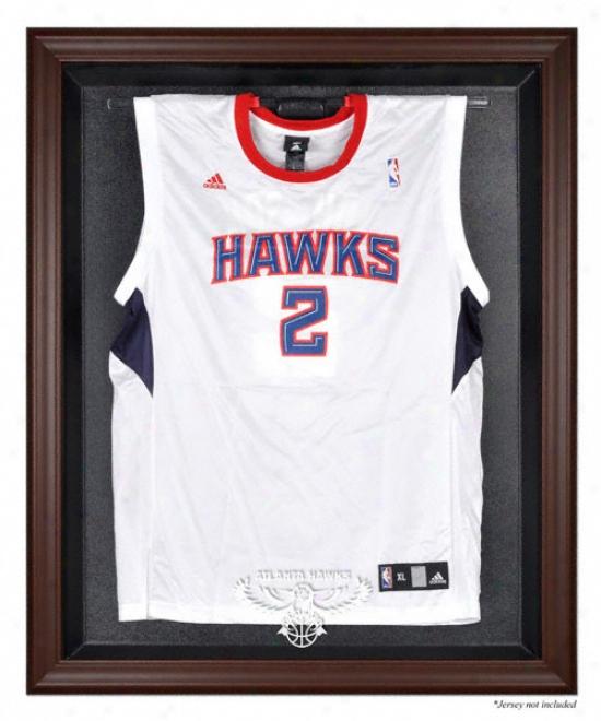 Atlanta Hawks Jersey Display Case