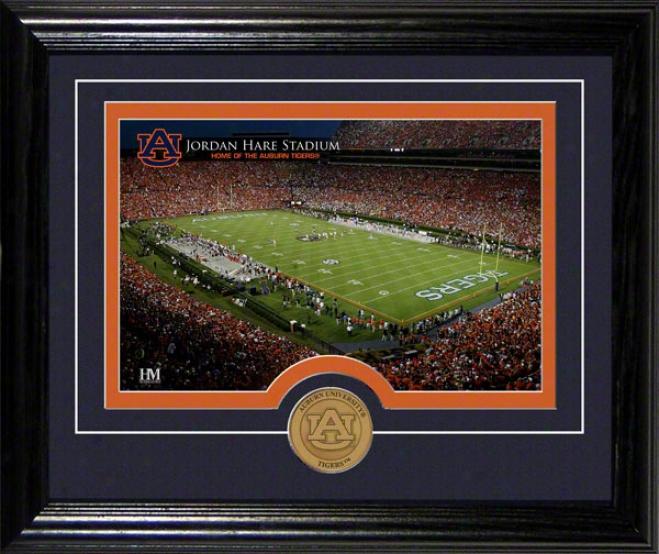 Auburn Tigers Jordan Hare Stadium Desktop Photog5aph