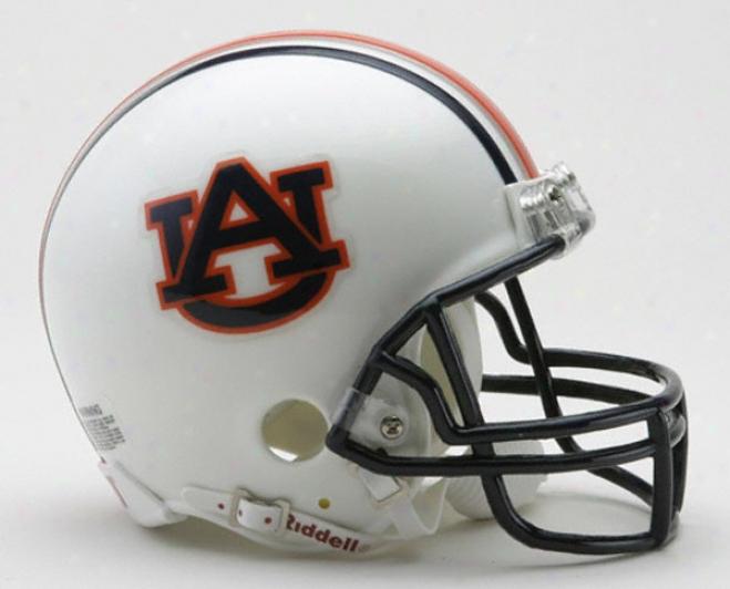 Auburn Tigers Riddell Mini Helmet