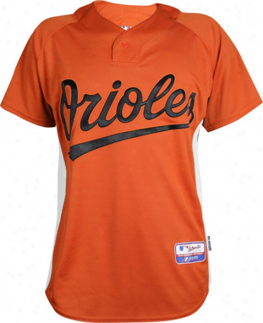 Baltimore Orioles Authentic Cool Found Bp Jersey