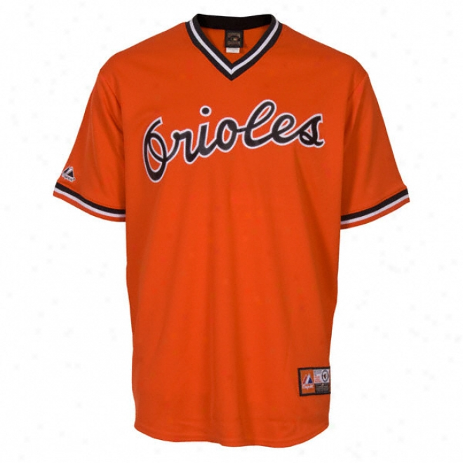 Baltimore Orioles Cooperstown Replica Jersey