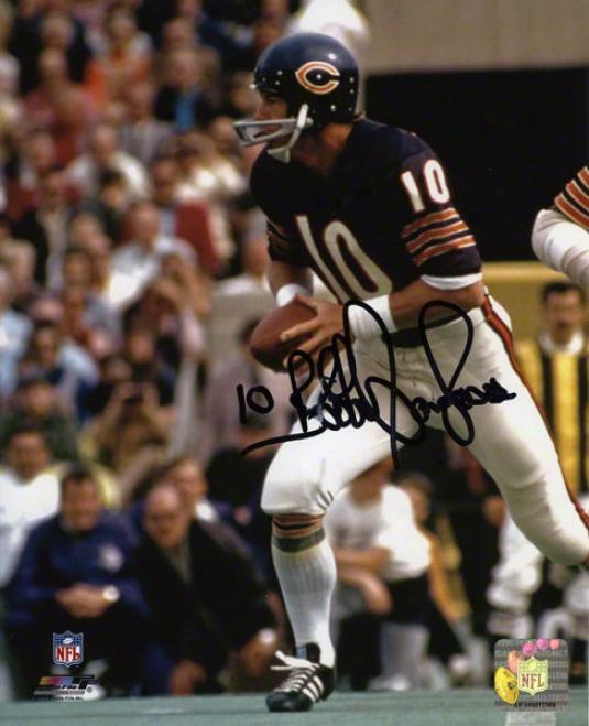 Bobby Douglass Autographed 8x10 Photograph  Details: Chicago Bears, Wit &quot#10&quot Inscription