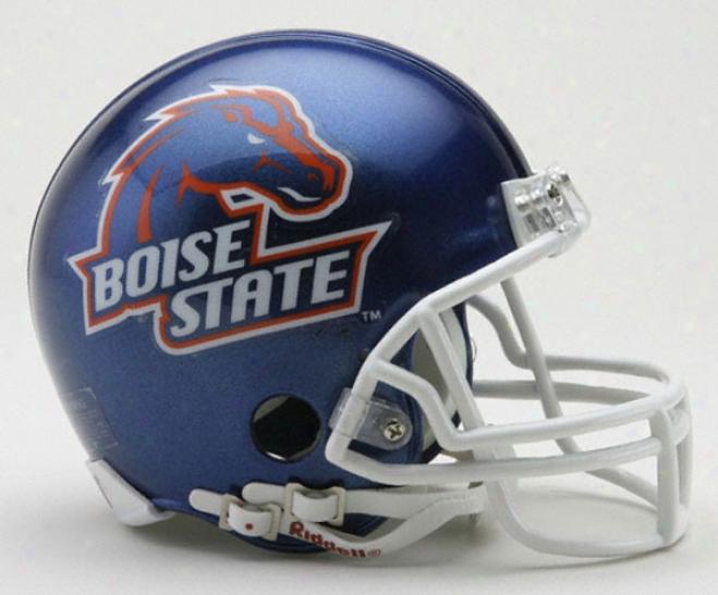 Boise State Broncos Riddell Mini Helmet