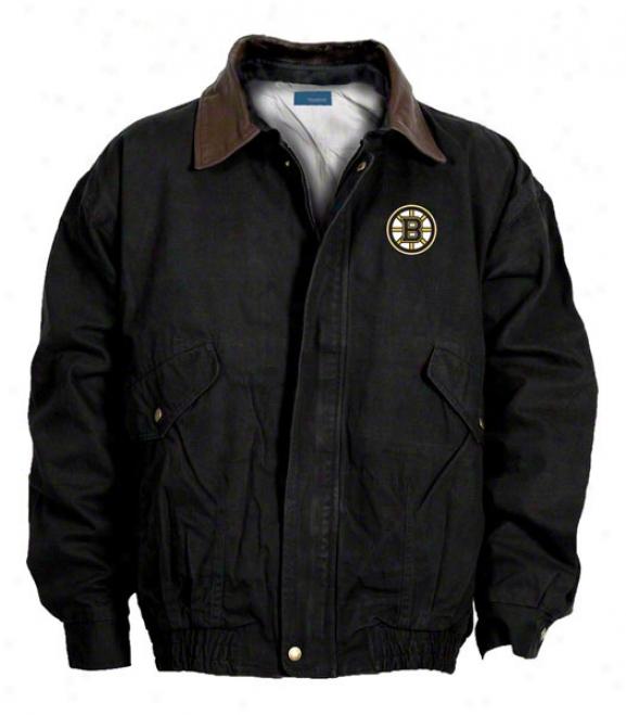 Bosyon Bruins Jackst: Wicked Reebok Navigator Jacket