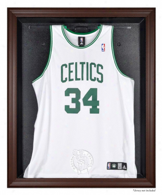 Boston Celtics Jersey Display Case