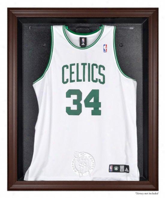Boston Celtics Jersey Display Case