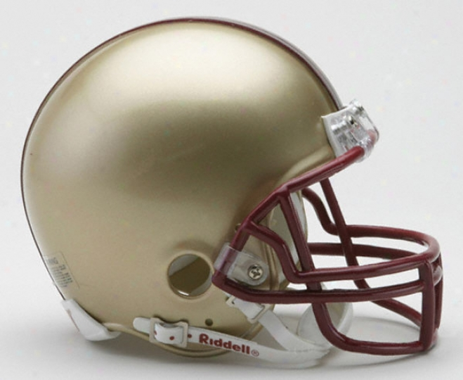 Boston College Eagles Riddell Mini Helmet
