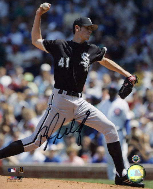 Brandon Mccrathy Chicago White Sox - Pitching - Autographed 8x10 Photograph