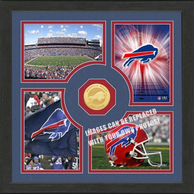 Buffalo Bills Fan Memories Photo Mint