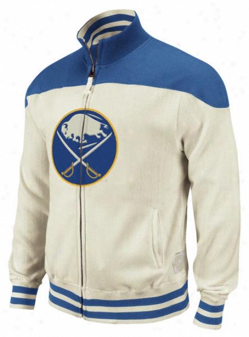Buffalo Sabres Retro Sport Full-zip Track Jacket