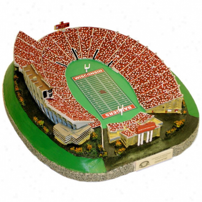Camp Randall Stsdium Replica - Platinum Series