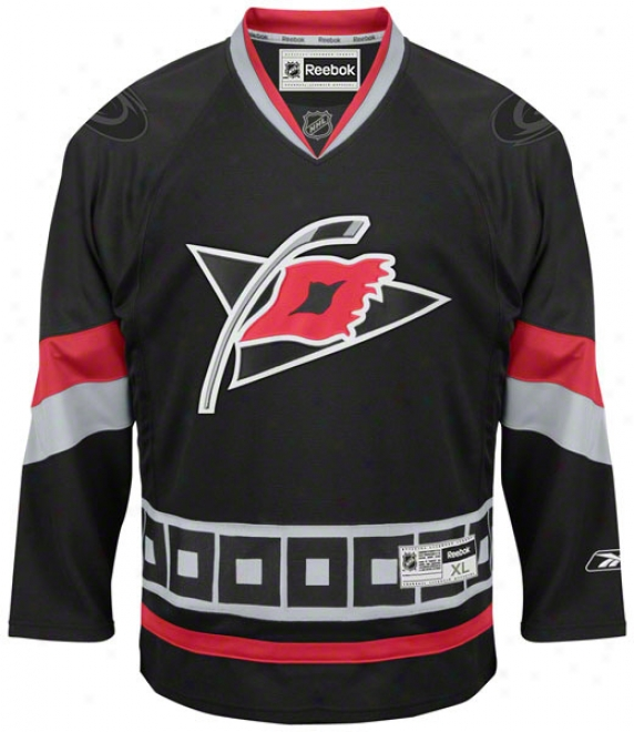 Carolina Hurricanes Alternate Premier Nhl Jersey