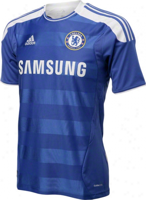 Chelsea Fc Blue Adidas Soccer Home Jersey