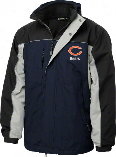 Chicago Bears Jacket: Reebok Teton Jacket