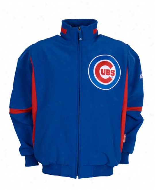 Chicago Cubs Authentic Collection Therma Base Premier Jacket