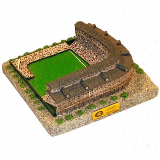 Chicago Cubs - Historical Wrigley Field Stadium Replica - Gold Series