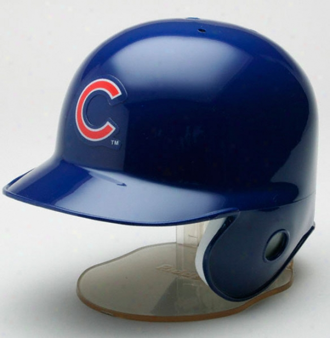 Chicago Cubs Riddell Mini Helmet