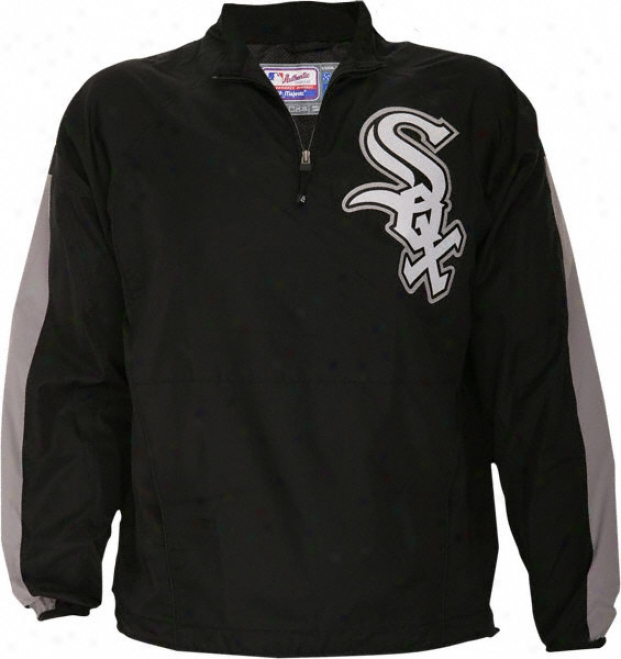 Chicago White Sox Authentic Collection Cool Base Gamer Jacket