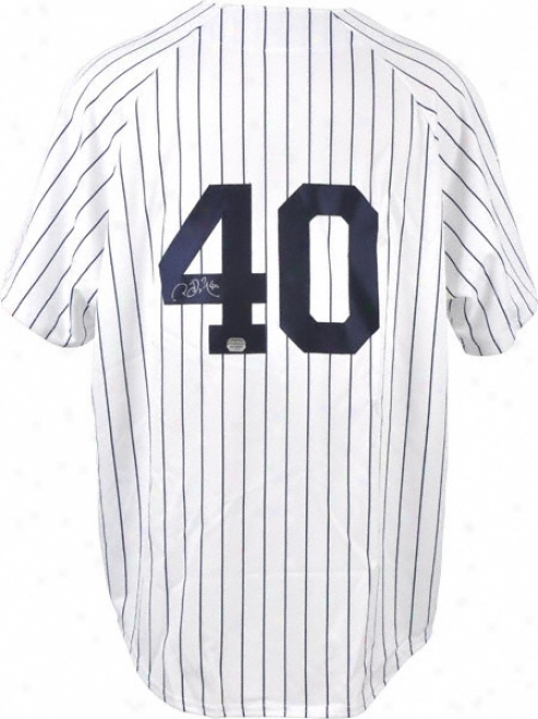 Chien-ming Wang Autographed Jersey  Details: Starting a~ York Yankees