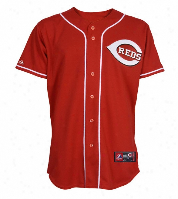 Cincinnati Reds Alternate Mlb Replica Jersey