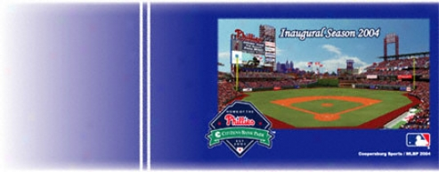 Citizens Bank Park Full Size Photo Bat