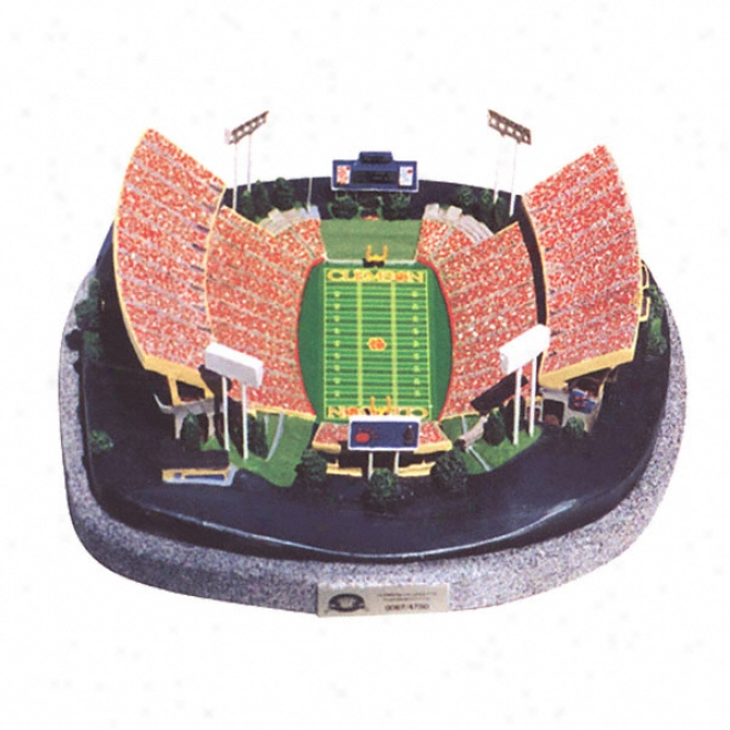 Clemson Tigers - Memoriap Stadium Replica - Platinum Series