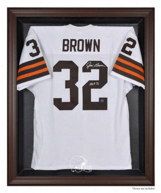 Cleveland Browns Jersey Display Case