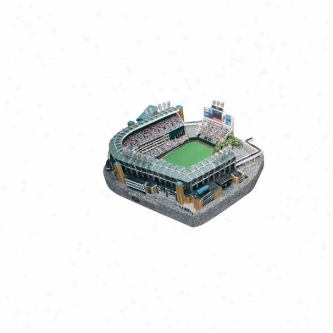 Cleveland Indians Jacobs Field Replica - Platinum Series