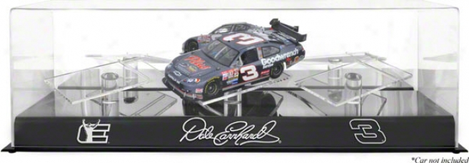 Dale Earnhardt #3 1/24th Scale Three Car Case