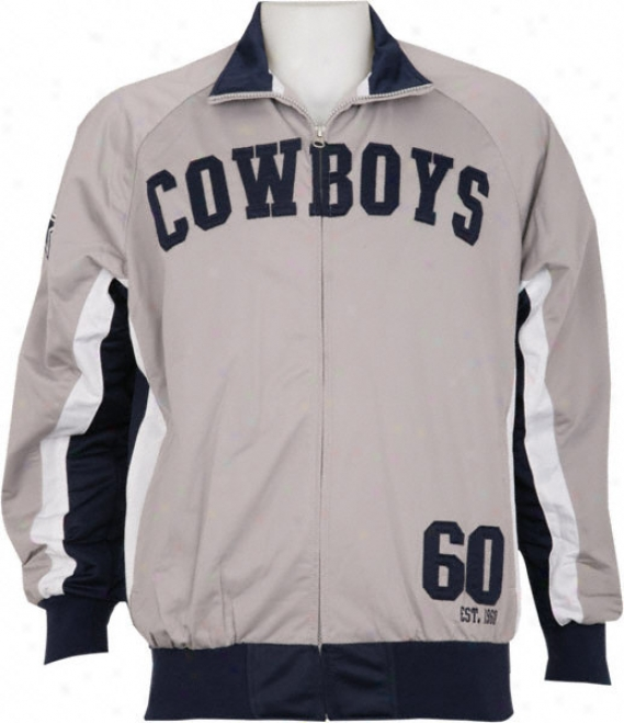 Dallas Cowboys Gridiron Track Jacket