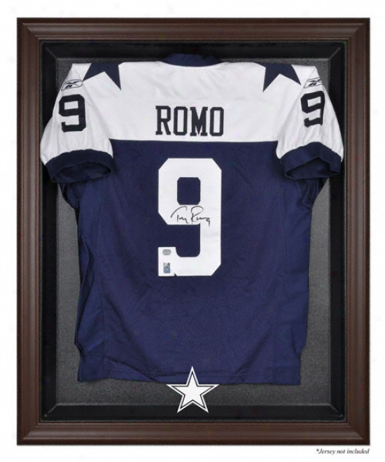 Dallas Cowboys Jersey Display Case