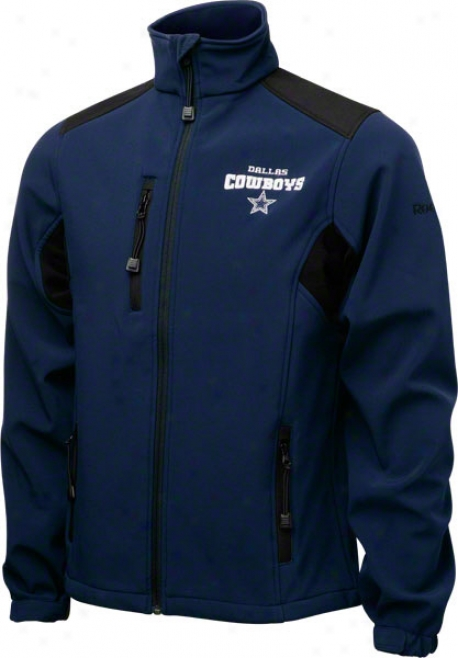 Dallas Cowboys Nzvy Soft Shell Jacket