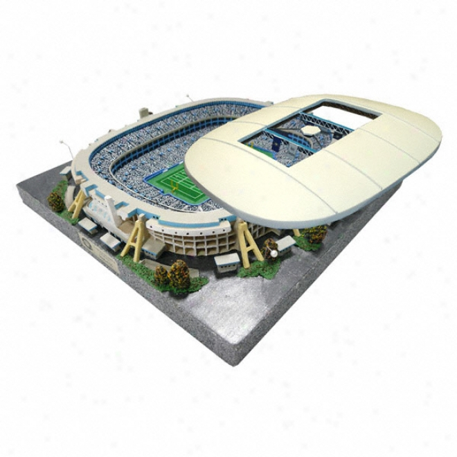 Dallas Cowboys Old Texax Stadium Replica - Platinum Serles