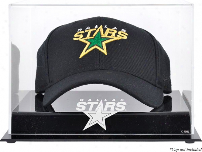 Dallas Stars Acrylic Cap Logo Display Case