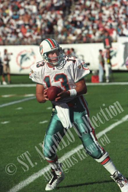 Dan Marino Miami Dolphins 16x20 Representation