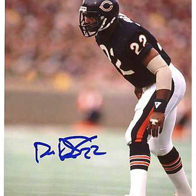 Dave Duerson Chicago Bears Autographed 8x10 Photo Ready