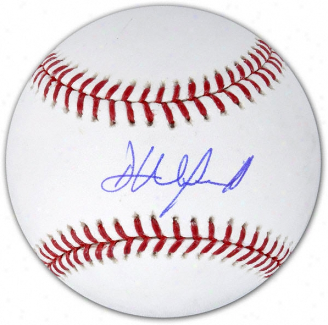 Dave Winfield Autographed Baseball