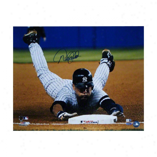 Derek Jeter New York Yankees 11x14 Photo
