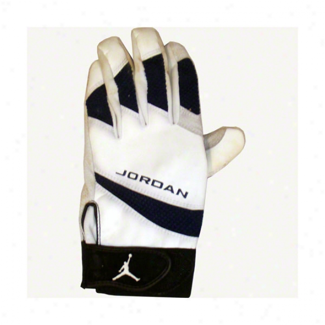 Derek Jeter New York Yankees Game Used Batting Glove