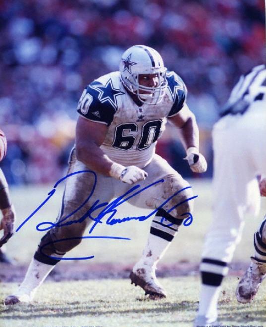 Dereek Kennard Dallas Cowboys 8x10 Autographed Photograph