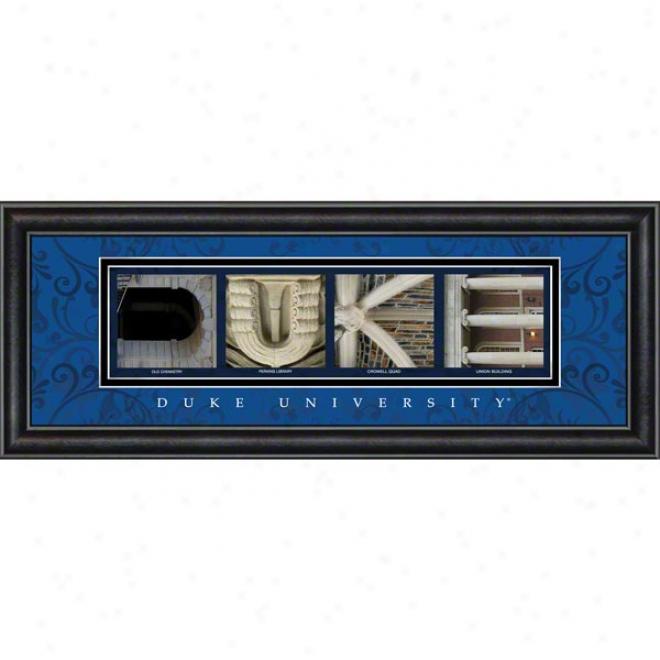 Duke Blue Devils Epistle Art