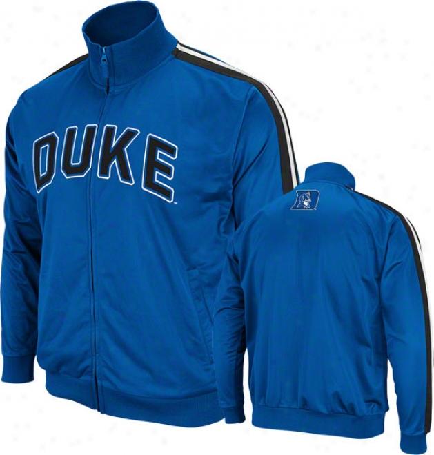 Duke Livid Devils Rkyal Pace Track Jacket