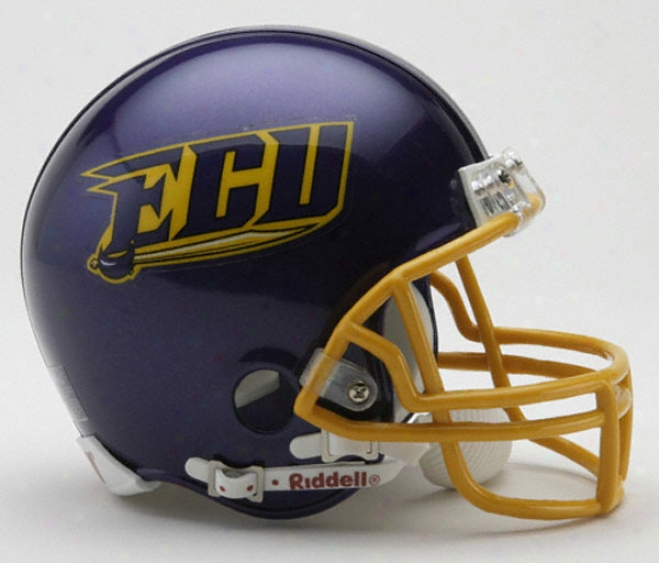 East Carolinz Pirates Riddell Mini Helmet